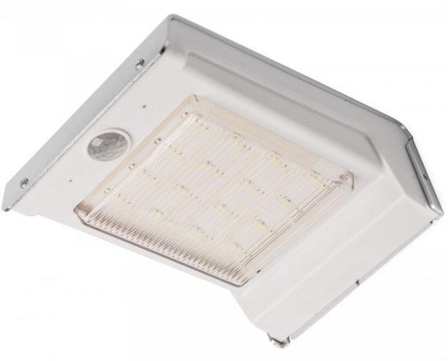Plafoniera Da Esterno Con Telecamera : Lampada led solare intelligente a muro da esterno con sensore di