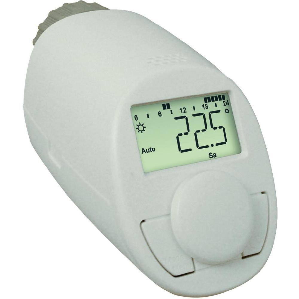 Testina termostatica n digitale crono termostato radiatore for Testina termostatica