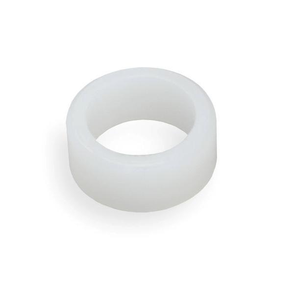 Adattatore in plastica per valvole termostatizzabili con for Valvole termostatiche netatmo