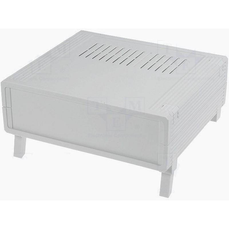 Contenitore case consolle laboratorio ABS per elettronica 225x199x72mm