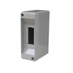 Electraline ohne Tür 130 x 45 x 85 mm grau Electraline 60432