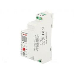 Timer elettronico digitale multifunzione 0,1s-99h 12-240V AC DC relè SPDT 10A