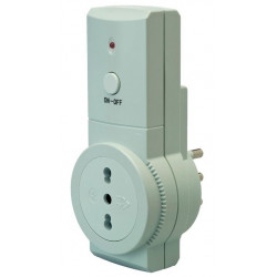 Italian remote controlled socket 16A wireless remote controlled Smart Start PSE100