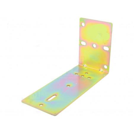 Supporto in metallo mensola 11cm per alimentatori switching in case metallico