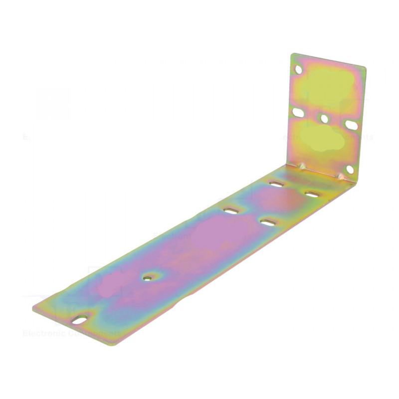 Supporto in metallo mensola 19cm per alimentatori switching in case metallico