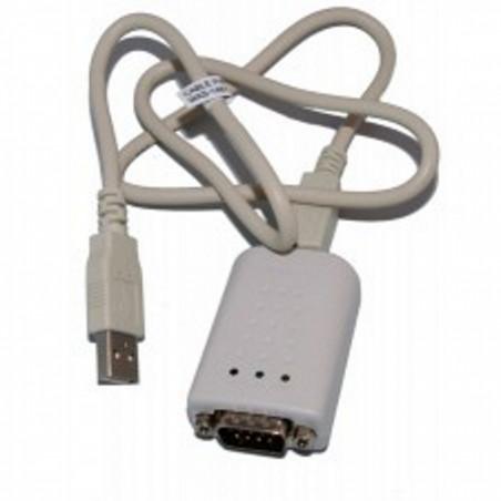 Convertitore USB – RS232 DB-9 PROMAG USB232 con CD driver