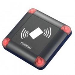 Lettore RFID Mifare controllo accessi e pagamenti cashless PROMAG AC908