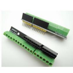 Shield morsetti a vite innestabili per Arduino UNO REV3 e compatibili