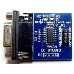 Modulo convertitore livello seriale RS232 - TTL 3,3-5V Arduino compatibile