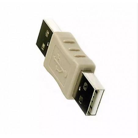 Adattatore USB da tipo A spina maschio a tipo A spina maschio