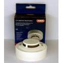 Rilevatore sensore di fumo antincendio ottico per allarmi