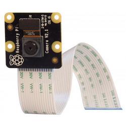 Módulo de cámara de 5Mpx Cámara HD 1080p 30FPS para Raspberry Pi