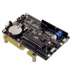 RandA shiled per Raspberry PI permette uso su PI di sketch e shiled Arduino UNO
