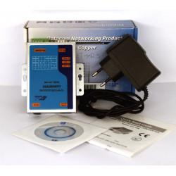 Convertisseur LAN Ethernet - Série RS232 RS485 RS422