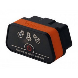 Interfaccia tester OBD II WiFi diagnostica auto per PC, Tablet, Smartphone