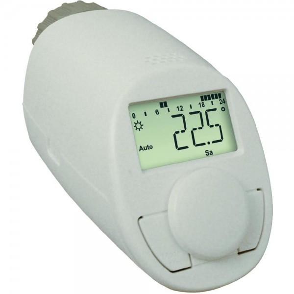 Testina termostatica n digitale crono termostato radiatore for Valvole termostatiche netatmo