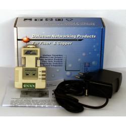 Convertidor RS232-RS422 / RS485 ATC-105 con aislamiento galvánico