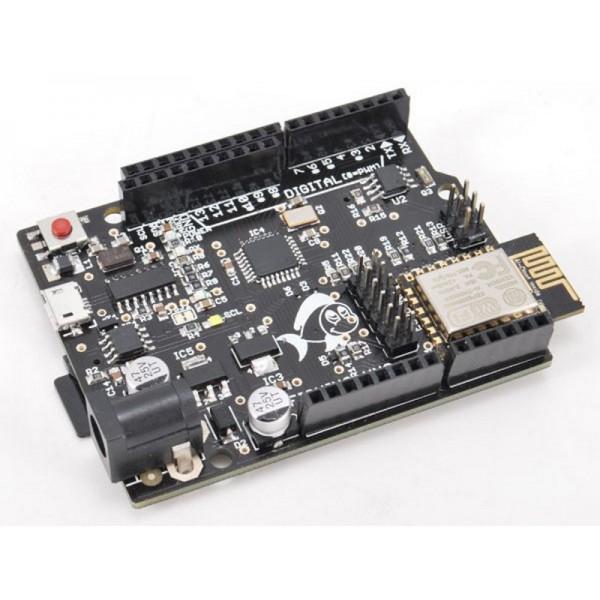 Fishino uno board arduino compatibile atmega modulo
