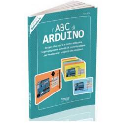 Book L'ABC DI ARDUINO electronic teaching programming Arduino