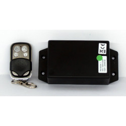 High security 4-channel radio remote control RX 4CH 433.92 MHz