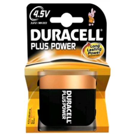 Duracell MN1203 Plus Power blister 1 pila Piatta 4,5 V 3LR12