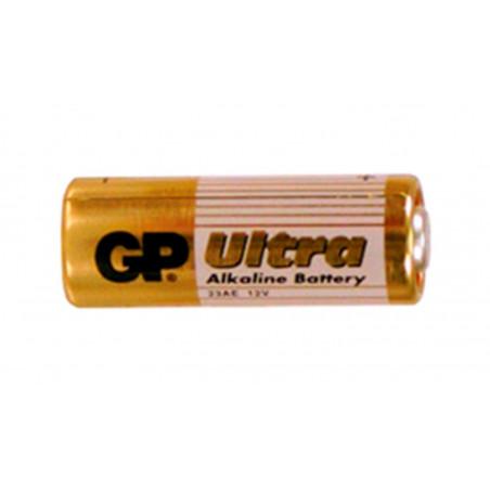 Pila alcalina 12v GP23AE per telecomandi compatibile V23GA MN21 A23 23AE