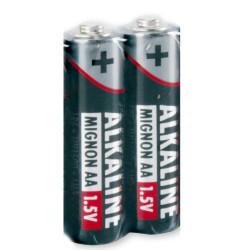 Set da 2 pile Ansamm alcaline Red Line Stilo AA LR6