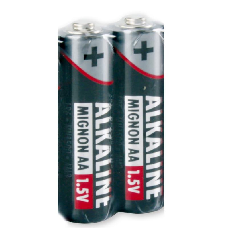 Set da 2 pile Ansmann alcaline Red Line Stilo AA LR6