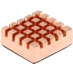 COPPER ADHESIVE SINK FOR RASPBERRY PI AND INTEGRATED