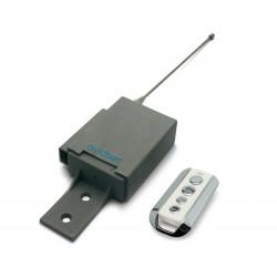 KIT Télécommande universelle 433 portails automatiques de garage + Avidsen