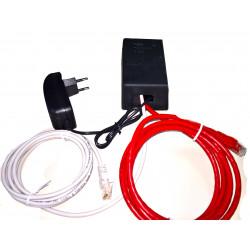EmonMCEE - Unité de contrôle pour l'envoi de données depuis MCEE USB et Solar vers le portail cloud Emoncms