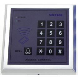 Serratura elettronica RFID + Tastiera codice 13.56 MHz relè apriporta 12V DC