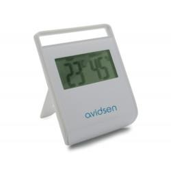Avidsen indoor temperature detector -10 ° C + 50 ° C and humidity from 25% to 95%