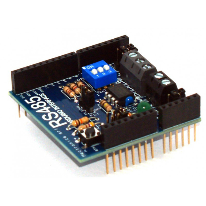 Shield Arduino interfaccia RS485 professionale universale 3,3V 5V MAX485