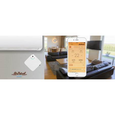 AirPatrol Nordic GSM APP Telecomando smartphone climatizzatore e pompa di calore