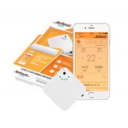 AirPatrol Nordic GSM controller smartphone climatizzatore e pompa di calore con APP SMS
