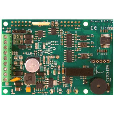 Strato PI BASE Shield Raspberry PI 2,3 RTC, RS232/485, PSU 9-28VDC, watchdog