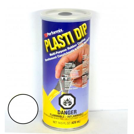 Gomma Liquida bianca barattolo Plasti Dip® 429ml resistenza UV e atmosferici