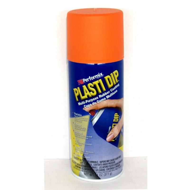 Gomma Liquida Spray arancio Plasti Dip® 325ml resistenza UV e atmosferici