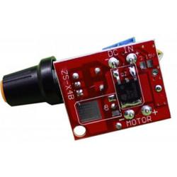 CONTROLLO DI VELOCITÀ POTENZA PWM PER LED e MOTORI DC 3-35 V 5A potenziometro