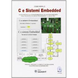 """LIBRO """"C e Sistemi Embedded guida paratica alla programmazione"""" con CD"""