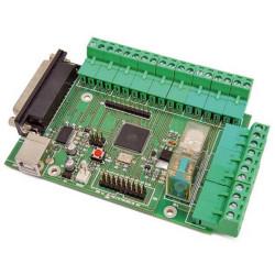 Scheda controller per CNC su USB Arduino compatibile con OUT LPT per driver