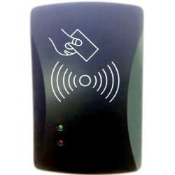 Serratura elettronica lettore RFID 1000 utenti esterno int relè apriporta 12V DC