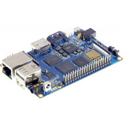 Banana PI M3 Octa core 2GB RAM, SATA, 8GB eMMC, SD, HDMI, WiFi, BT, LAN 1000Gbps