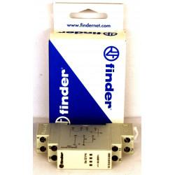 FINDER Bistabiles Anrufrelais (SET) mit 12V AC DC Reset-Befehl