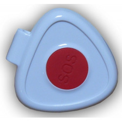 Telecomando wireless da collo SOS per Helpami Gold con rilevatore caduta persona