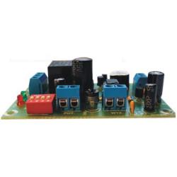 KIT Timer NE555 con 3 intervalli e tempo impostabile LED + Buzzer + relè 12V DC.