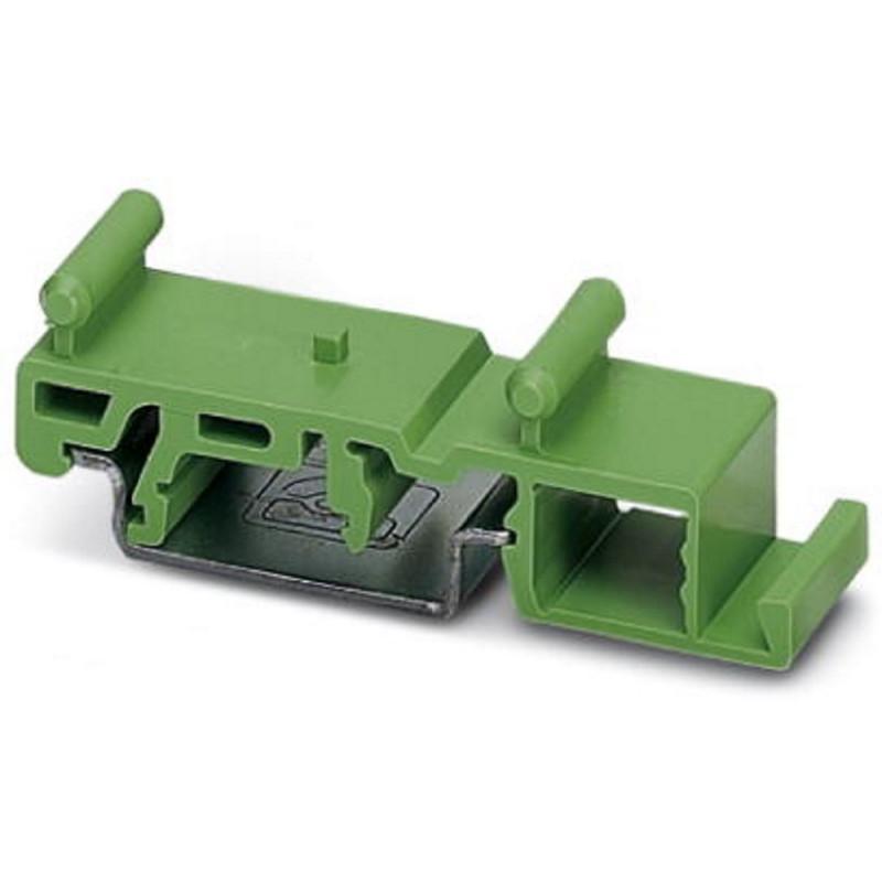 Elemento supporto DIN per contenitore PCB guida DIN 2970031 UMK-FE