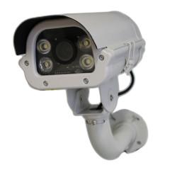 Telecamera IP ONVIF 2 MPX Lettura targa 6-22 mm luce automatica LED incorporata
