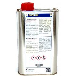 Diluyente de caucho líquido Plasti Dip en depósito de 1L